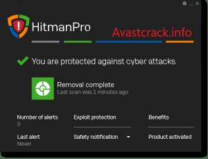 Hitman Pro Crack 3.8.0 Build 295 + Product Key Download 2019