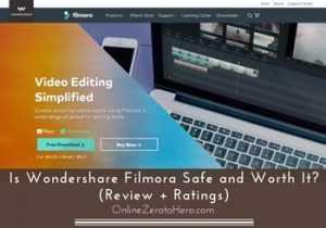 Wondershare Filmora 9.4.5.10 Crack + Licence Key Full Download 2020